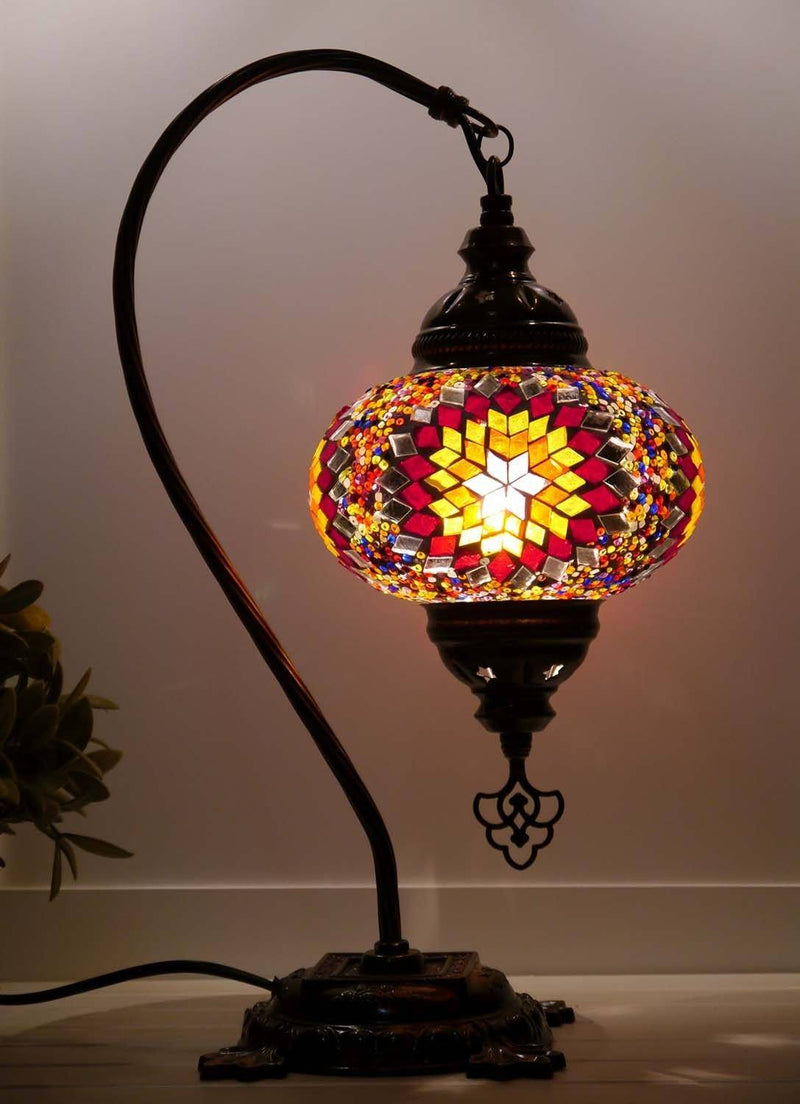 Turkish Lamp Multicoloured