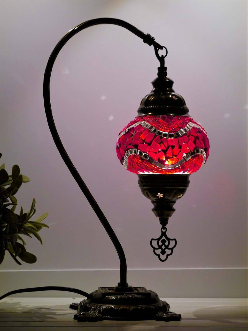 turkish lamp red colour australia
