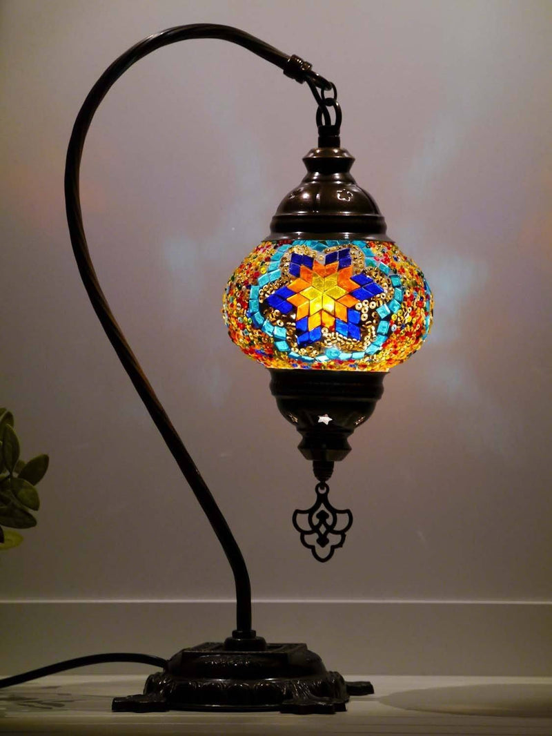 turkish lamps multicoloured australia