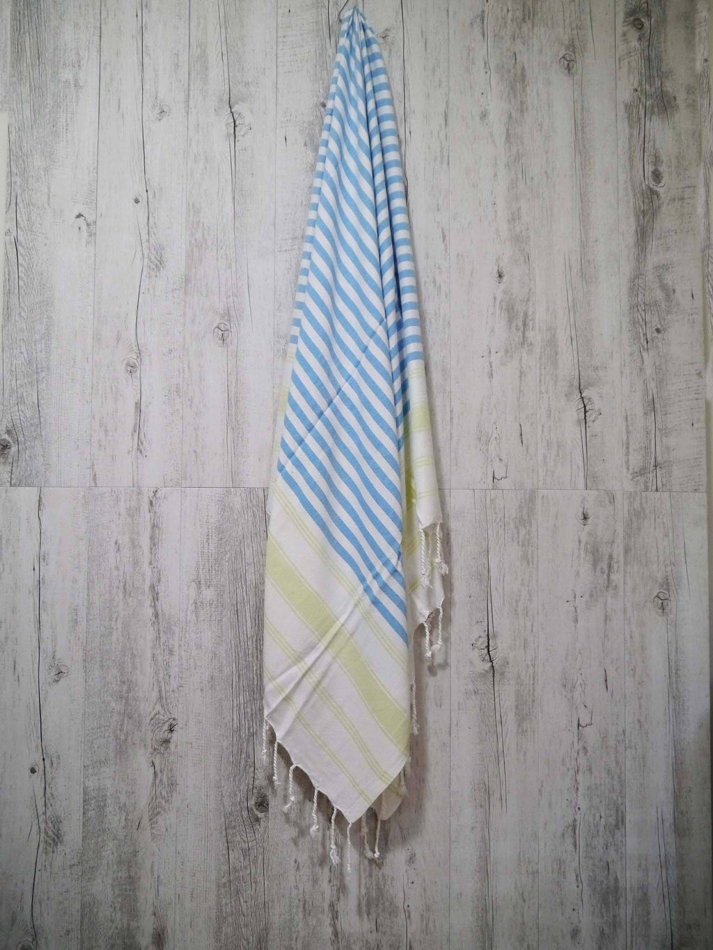 Turkish Towel Bamboo St. Tropez Blue