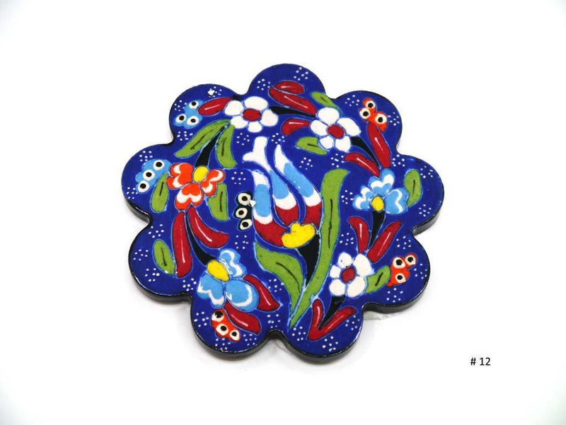 Turkish Coasters Blue Colour Australia