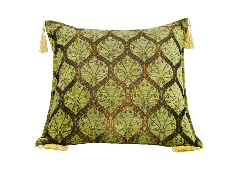 Turkish cushion cover green colour Australia