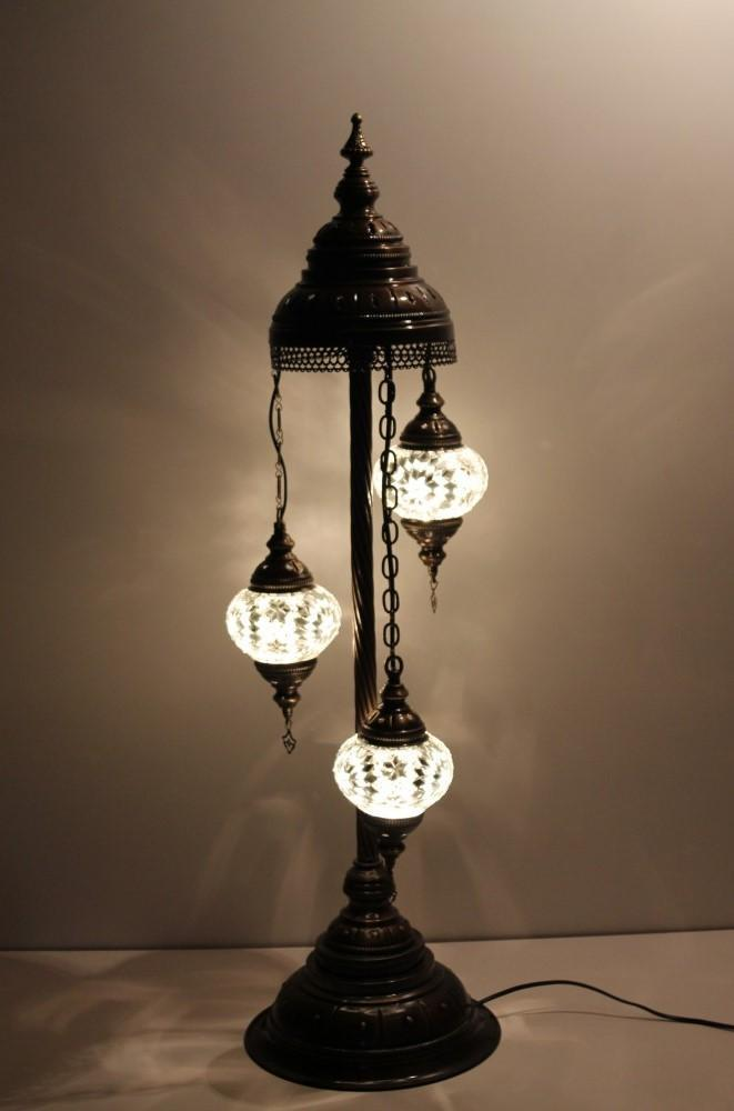 Exclusive Turkish Cylinder Floor Lamp