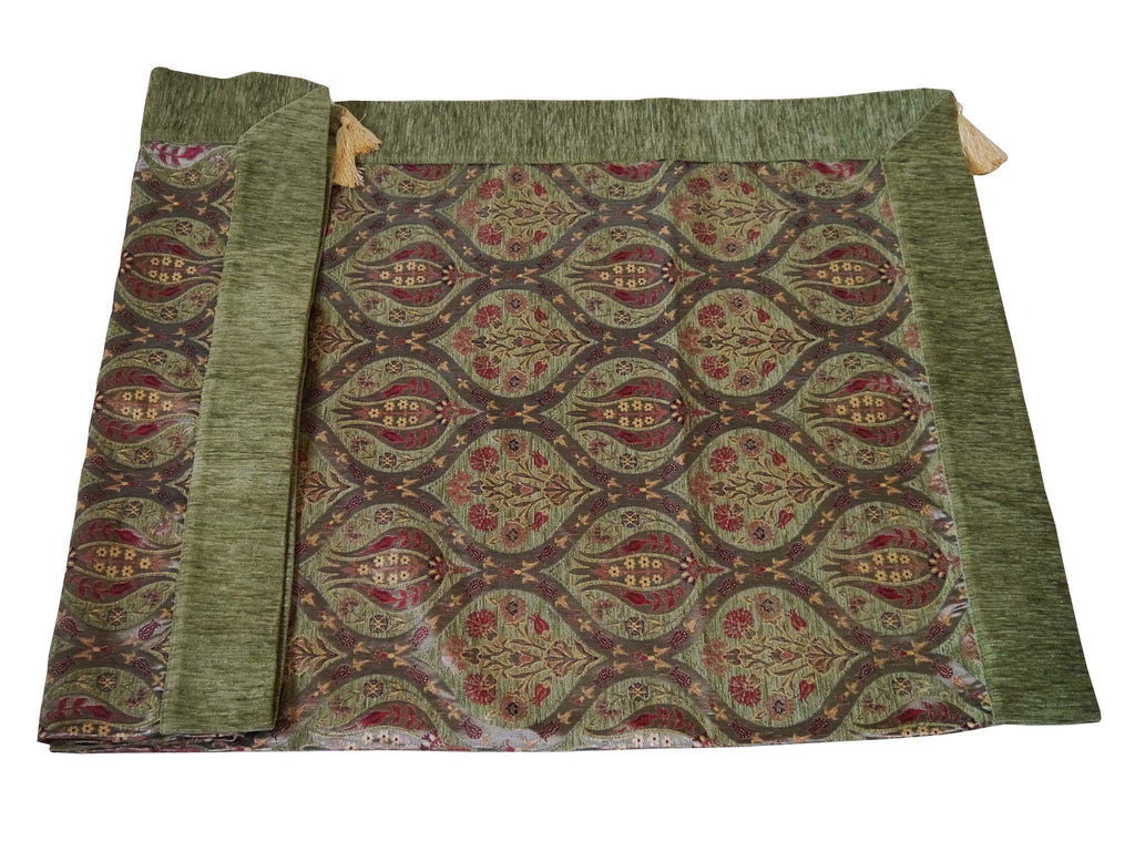 Turkish tablecloth light green Australia