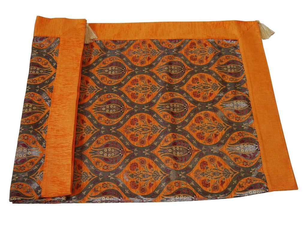 Turkish Tablecloth Australia orange bedspread
