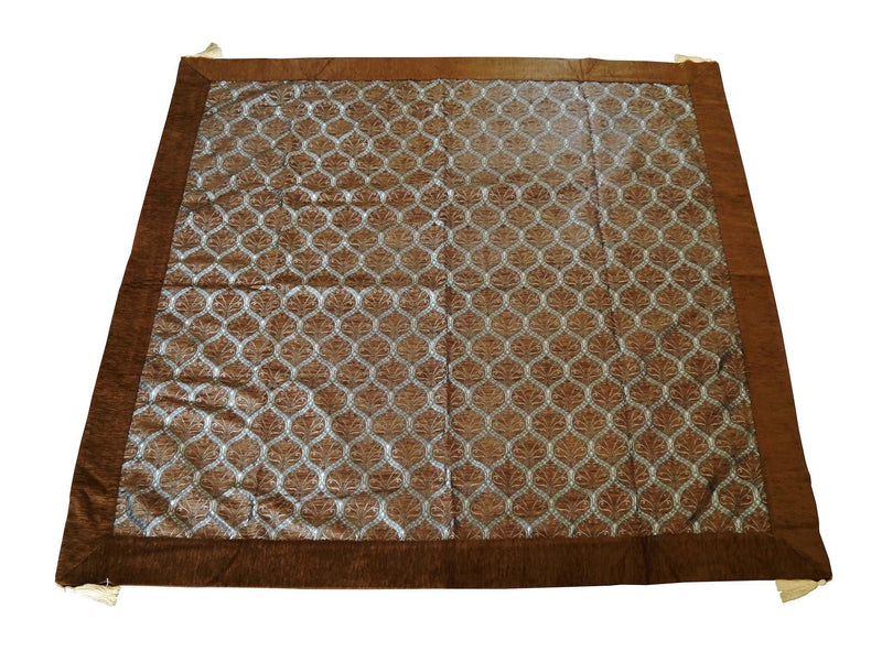 Turkish textile couch cover Australia brown
