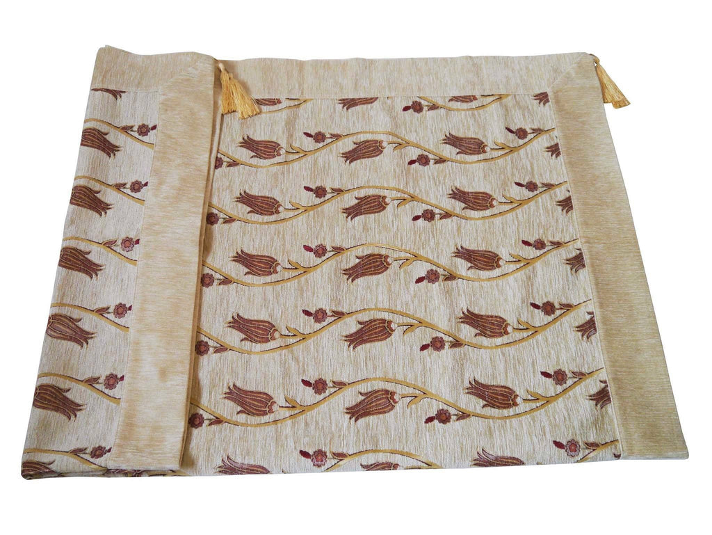 Turkish tablecloth Australia beige cream