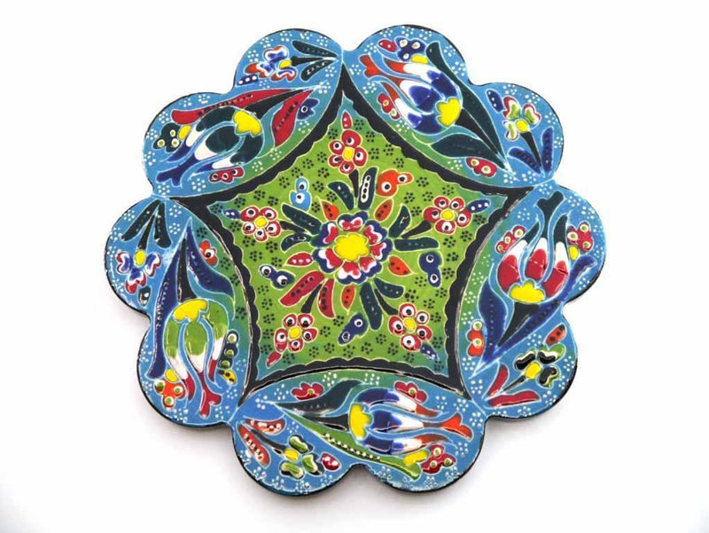 Turkish Trivets Blue colour