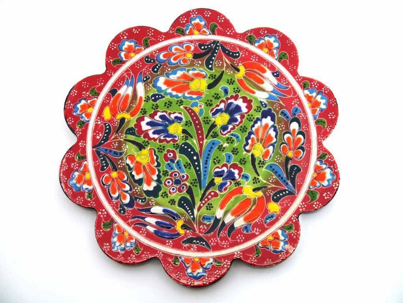 turkish trivet red colour Australia