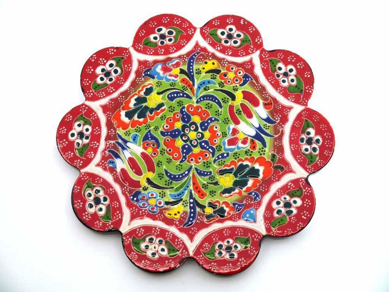 Turkish Trivet Red colour