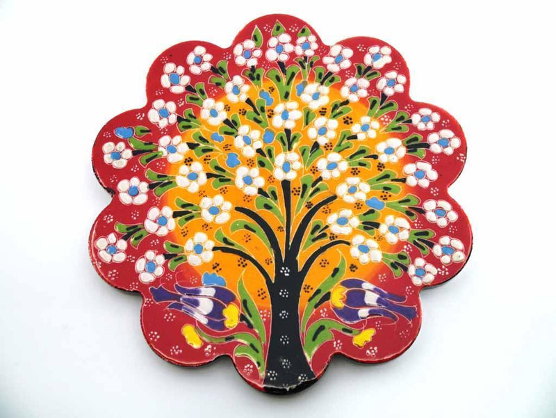 Turkish Trivet Tree of Life