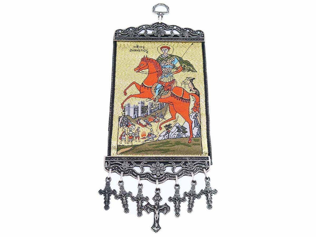 tapestry wall hanging saint george australia