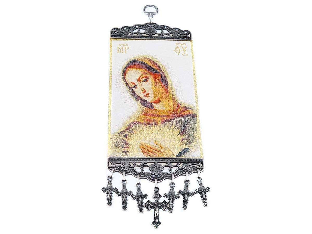 Christian Iconography the Immaculate Heart of Mary