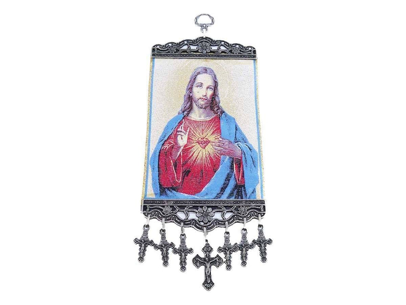 Christian Iconography Sacred Heart of Jesus