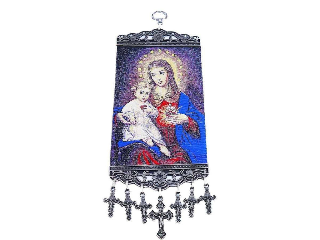 Christian Iconography Sacred Hearts