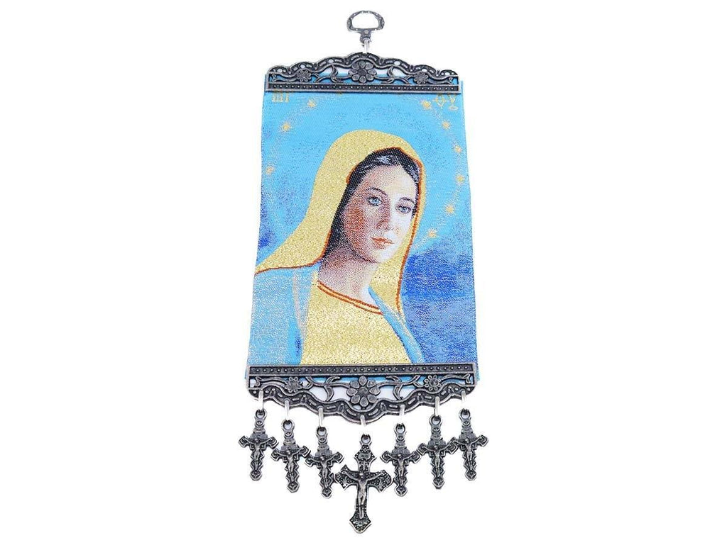Christian Iconography Virgin Mary