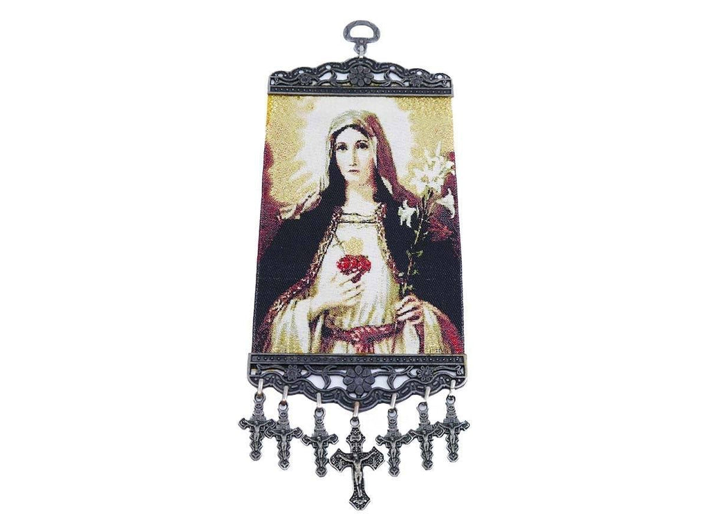 Christian Iconography Immaculate Heart of Mary