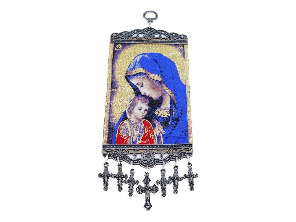 Christian Iconography Virgin Mary and Child