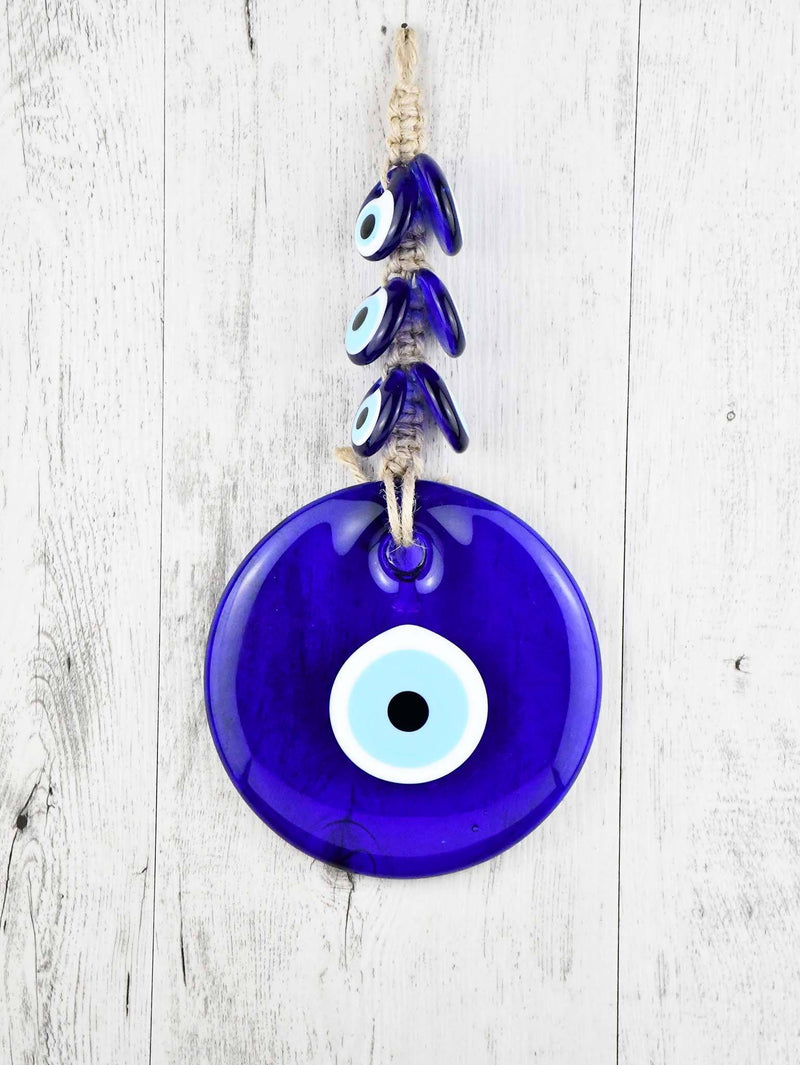 Evil Eye Ornament 6 Eye Glasses