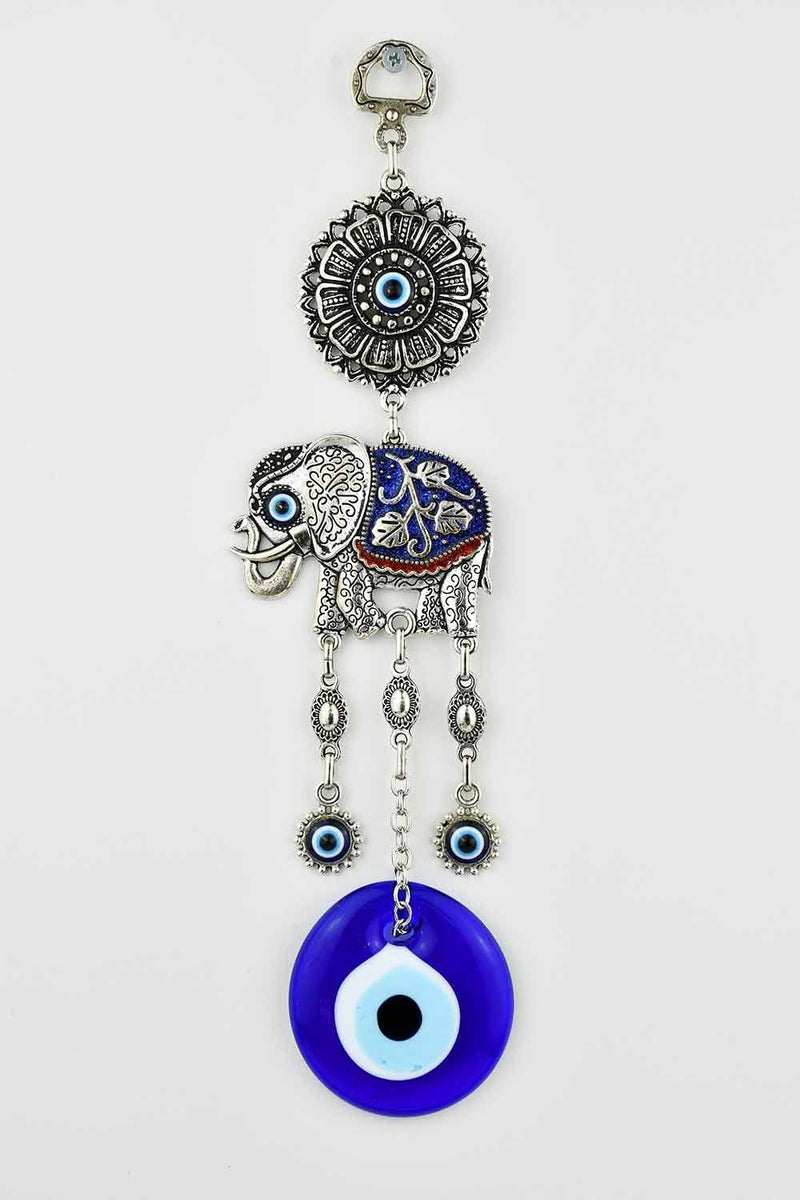 Evil Eye Ornament Blue Elephant Medium Evil Eye Sydney Grand Bazaar