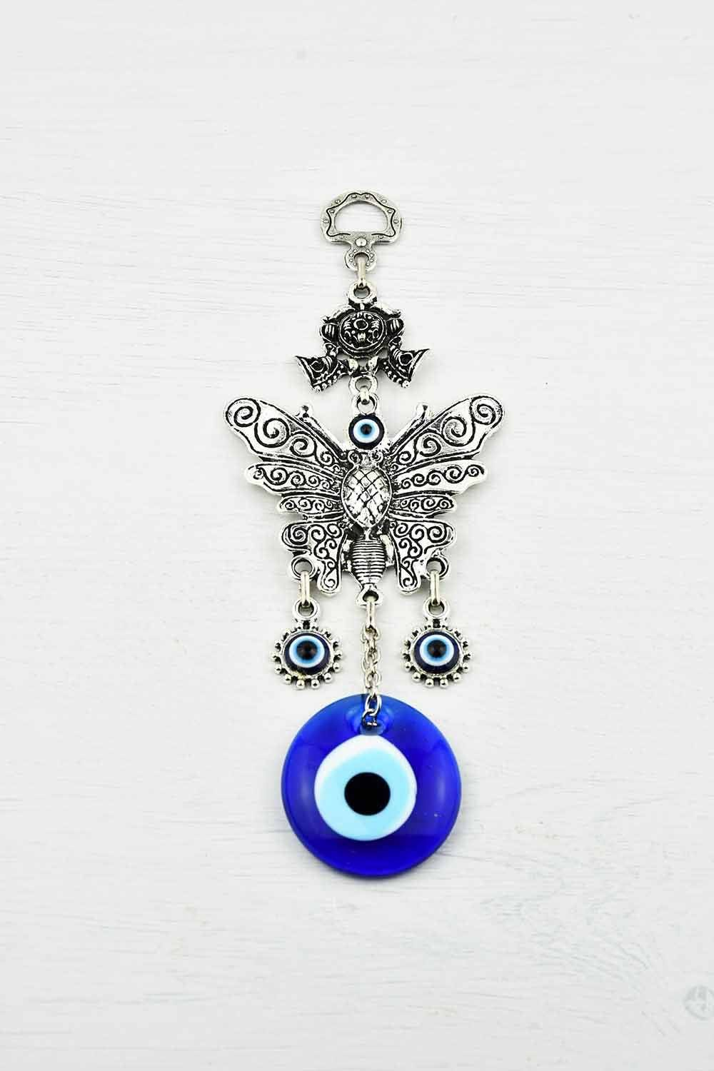 Evil Eye Ornament Butterfly Small Evil Eye Sydney Grand Bazaar