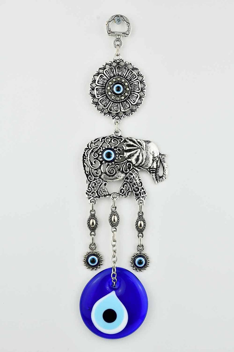 Evil Eye Ornament Elephant Medium Evil Eye Sydney Grand Bazaar