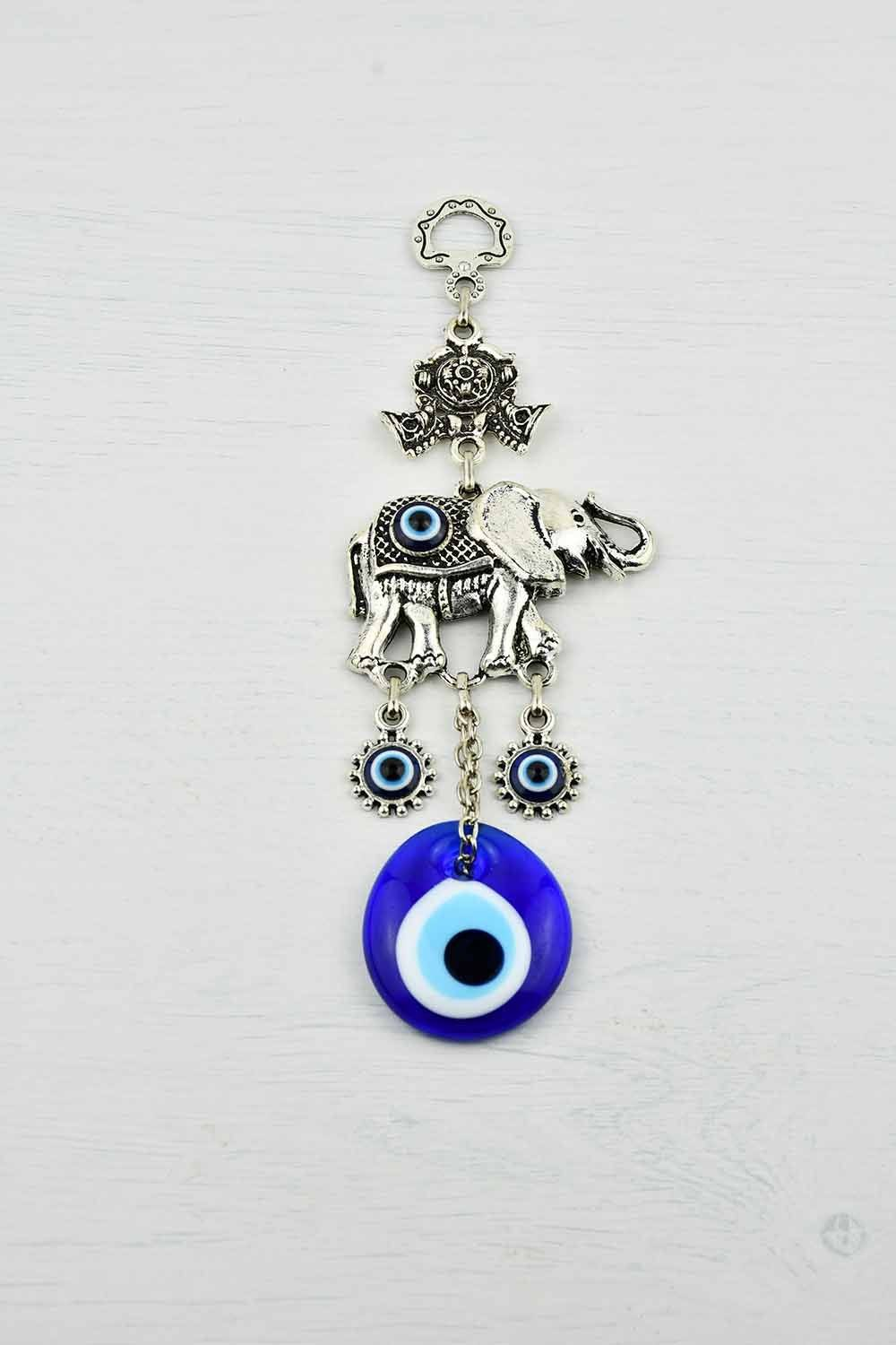 Evil Eye Ornament Elephant Small Evil Eye Sydney Grand Bazaar