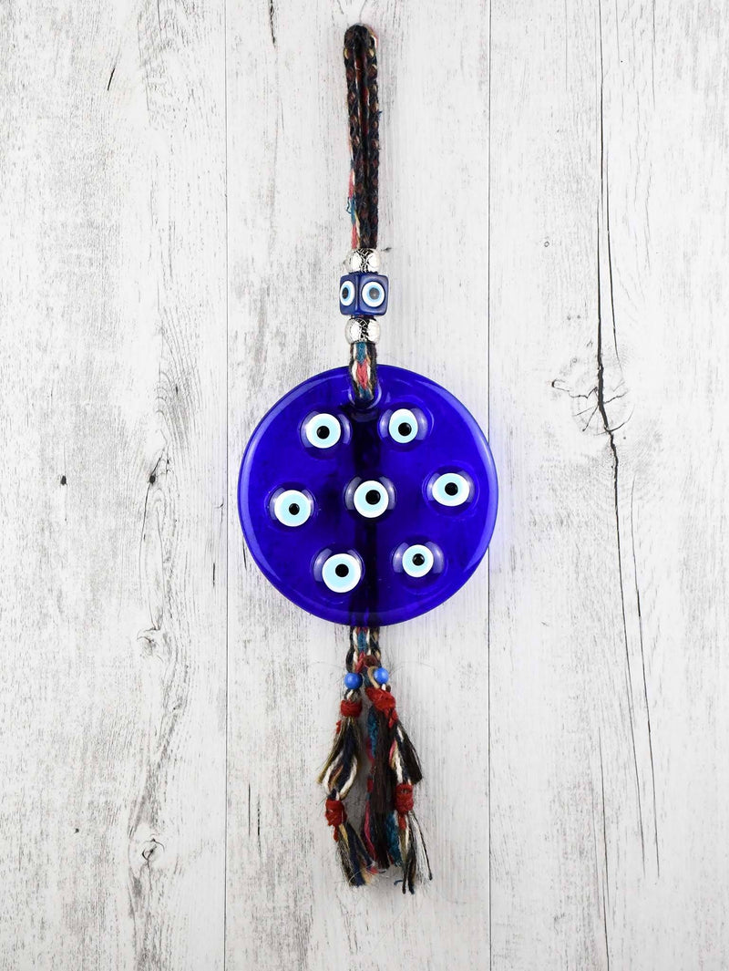 Evil Eye Ornament Multi Eye Glasses