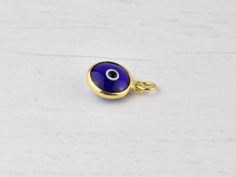 Evil Eye Handmade Earring