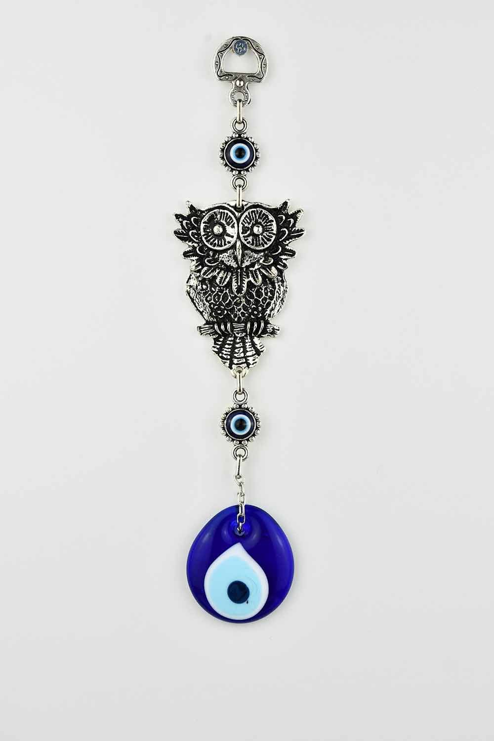 Evil Eye Wall Ornament Baby Owl Small Evil Eye Sydney Grand Bazaar