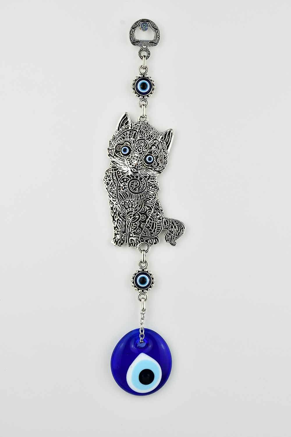 Evil Eye Wall Ornament Kitten Evil Eye Sydney Grand Bazaar