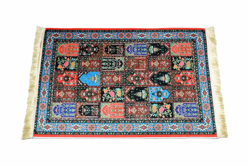 Prayer Rug Meditation Mat #18 Textile Sydney Grand Bazaar