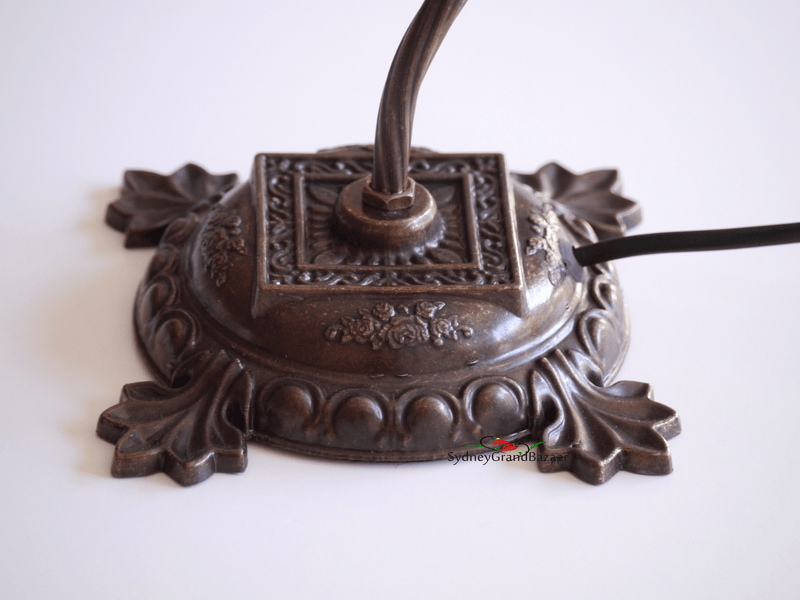 Turkish lamp base