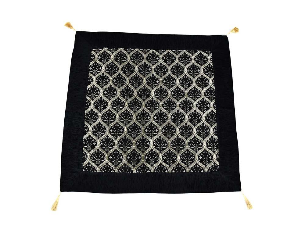 Turkish Tablecloth Traditional Collection Black Textile Sydney Grand Bazaar
