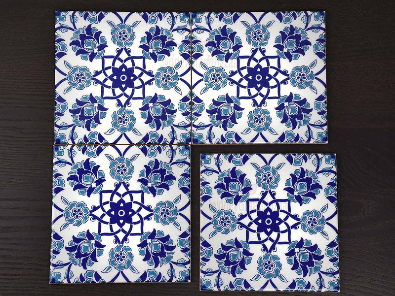 Turkish Tile Design 2 Ceramic Sydney Grand Bazaar