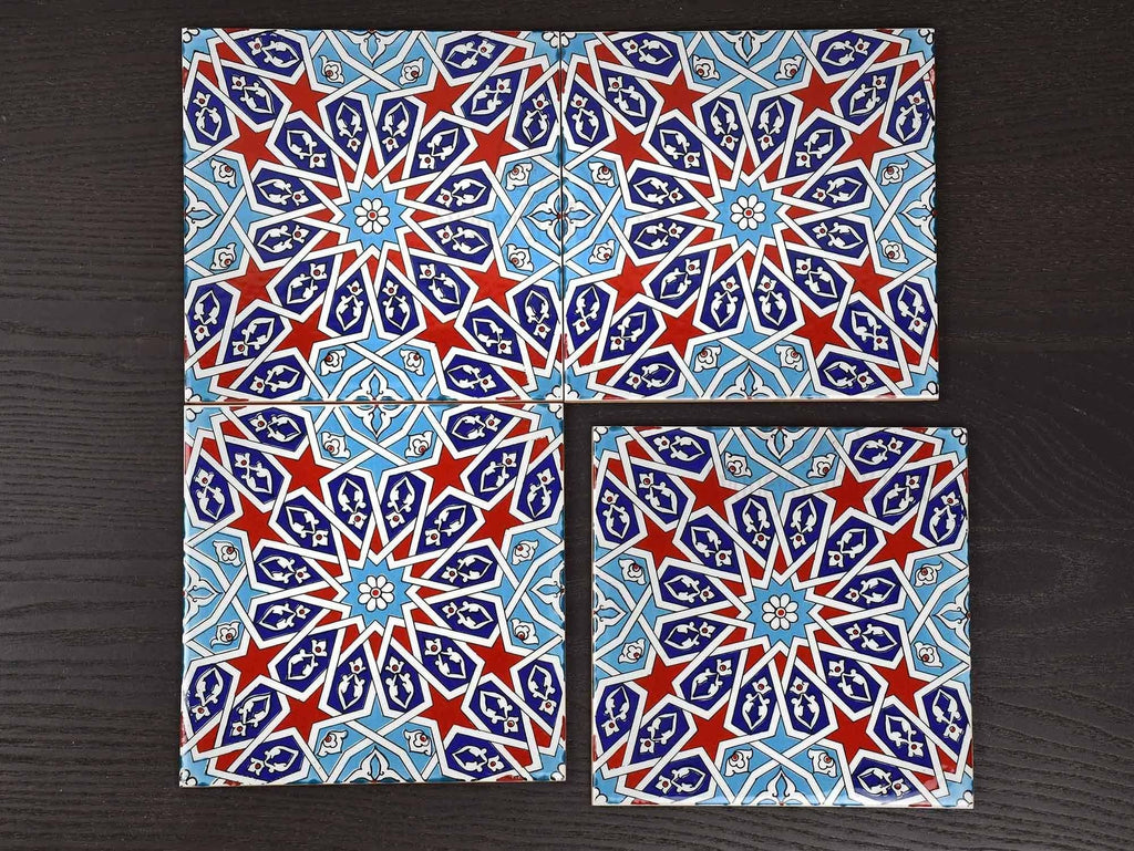 Turkish Tile Design 4 Ceramic Sydney Grand Bazaar