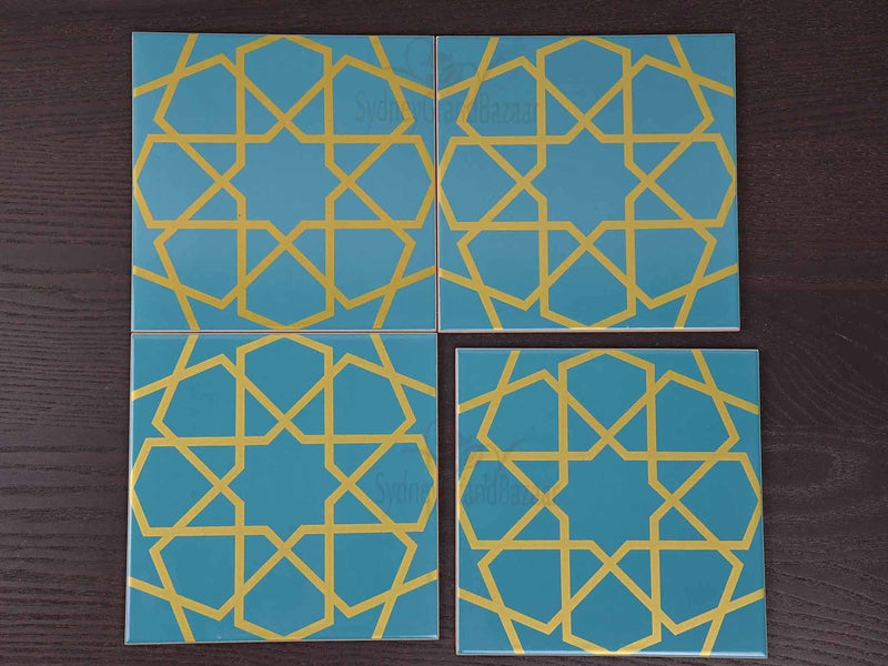 Turkish Tile Design 3