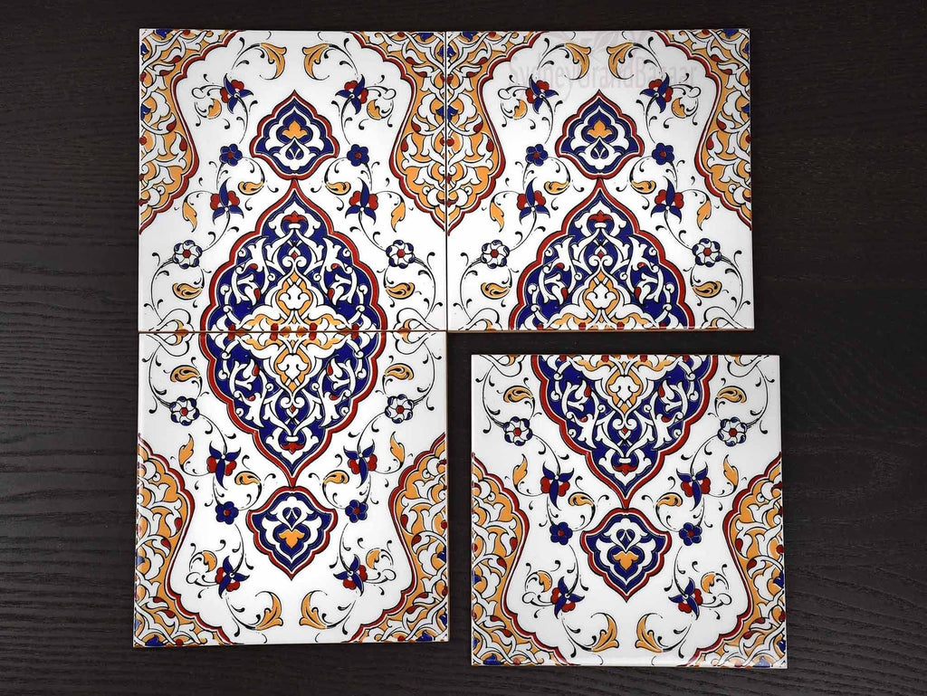 Turkish Tile Design 6 Ceramic Sydney Grand Bazaar