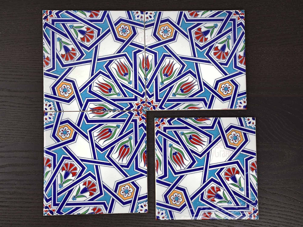 Turkish Tile Design 7 Ceramic Sydney Grand Bazaar