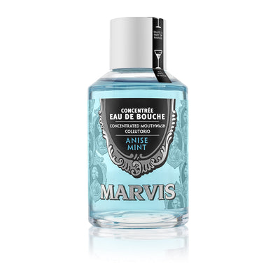 Marvis Concentrated Mouthwash Aniseed Mint (120ml)