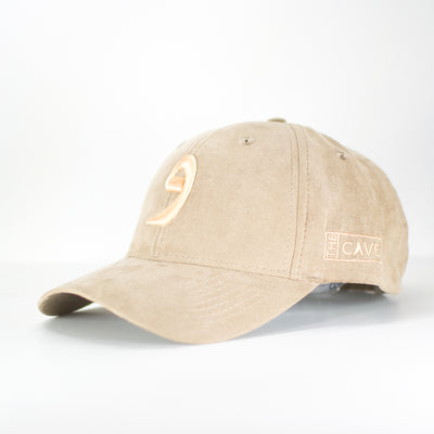 Triple Sand Wow Suede Arabic Cap - Cave London