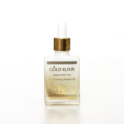 Gold Elixir - Brightening Facial Oil 30ml - Cave London