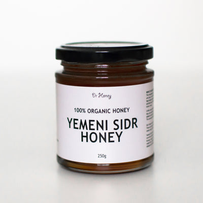 Yemeni Sidr Honey 250g - Cave London