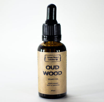 Oud Wood Beard Oil 30ml - Cave London