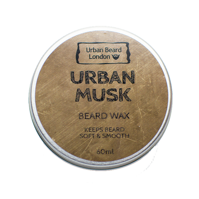 Urban Musk Beard Wax 60ml