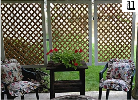Beautiful Outdoor Screens