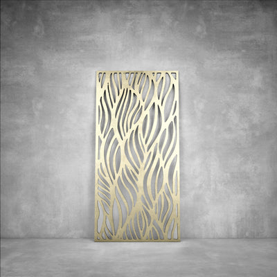 Laser Cut Screen - Design 084