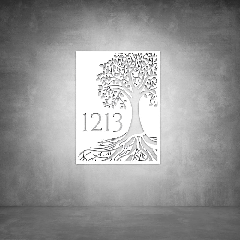 House Number Design 1