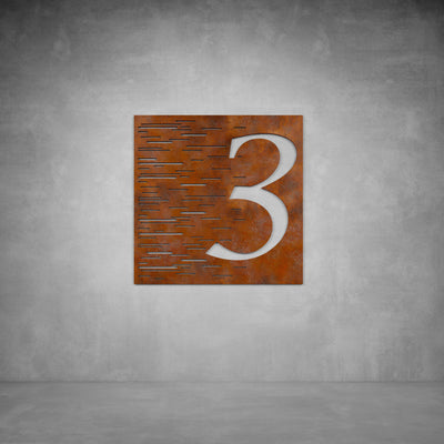 House Number Design 9