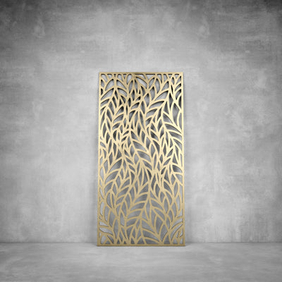 Laser Cut Screen - Design 046